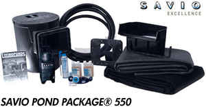 Savio Pond Kits