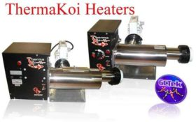 ThermaKoi Pond Heaters