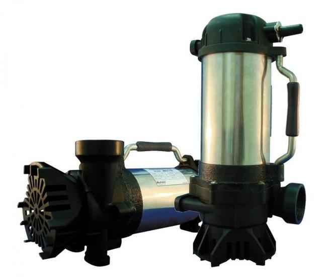Versiflow 3200 Gph Submersible Pond Pump
