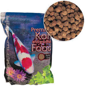 Blackwater Cool Season Koi Food 5 lbs