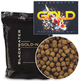 Blackwater Gold-N Professional Diet Koi Food 8.8lb