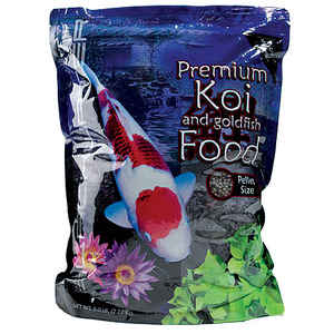 Blackwater Max Growth Koi Food 5 lbs