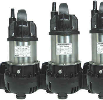 GeyserMax Flow 6200 gph Submersible Pond Pump