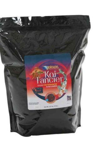 Zeigler Koi Fancier 33lb (Color Enhancing Food)