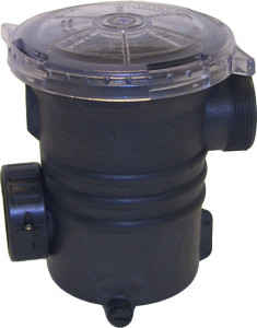 PerformancePro Strainer Pot