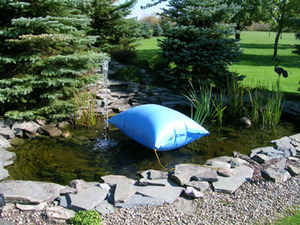 Premium Pond Net 4'x4' Pond Pillow