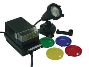 EasyPro 12 Volt 20 Watt Underwater Light with Lens