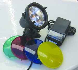 EasyPro 75 Watt Underwater Light, 12 Volt