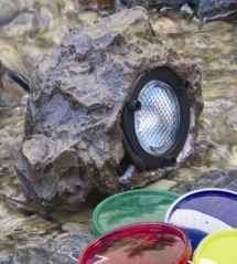 EasyPro Submersible Rock Light 12 Volt 20 Watt