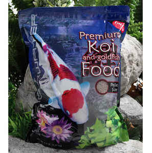 Blackwater Color Enhancing Koi Food 2lb