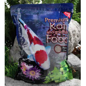 Blackwater Color Enhancing Koi Food 40lb