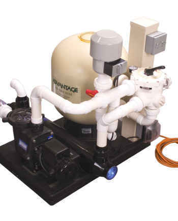 Advantage Plug and Play 4,000 Filter System