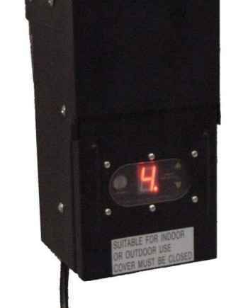 EasyPro 300 Watt Transformer with Photoeye and timer - 120 V to 12 V